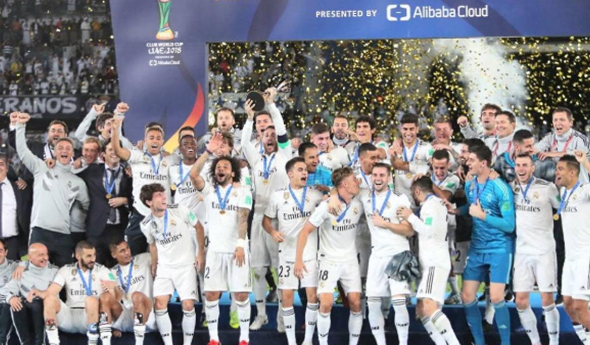 Real Madrid campeona en el Mundial de Clubes: Lo que vale estetítulo