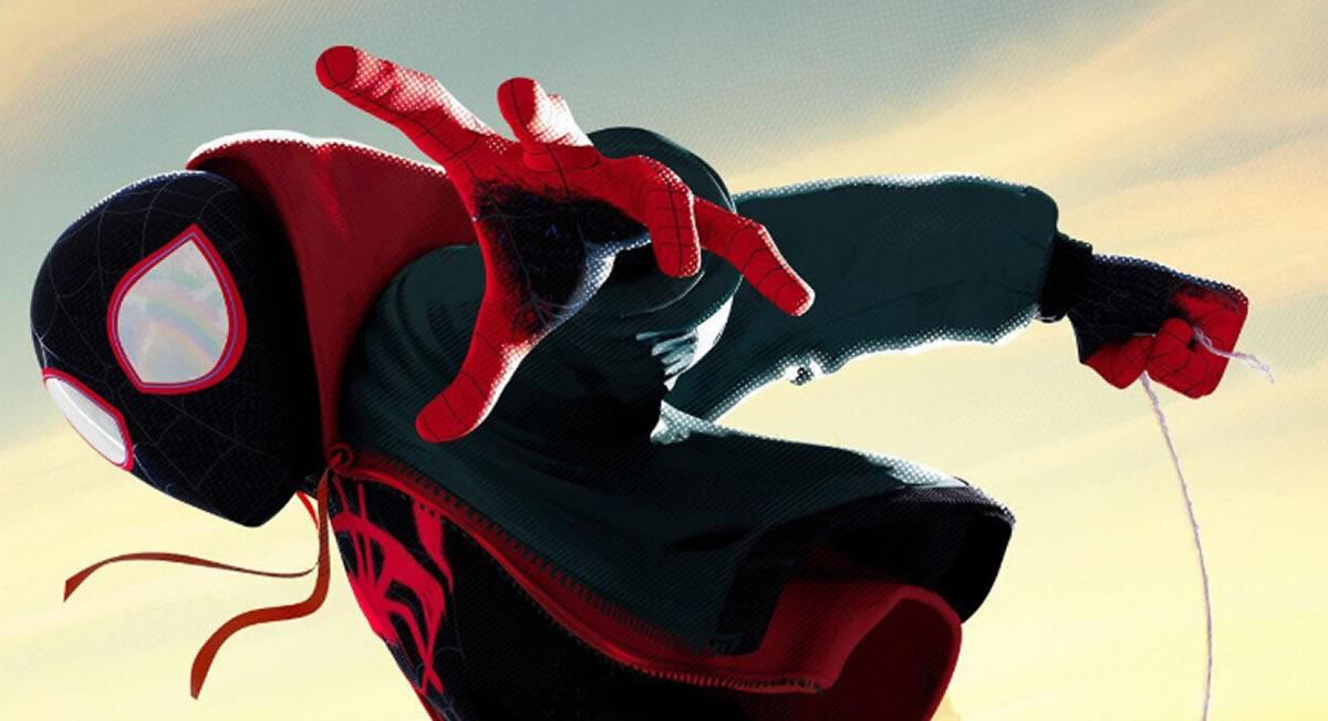 Filme animado del Hombre Araña es de lo mejorcito en el2018