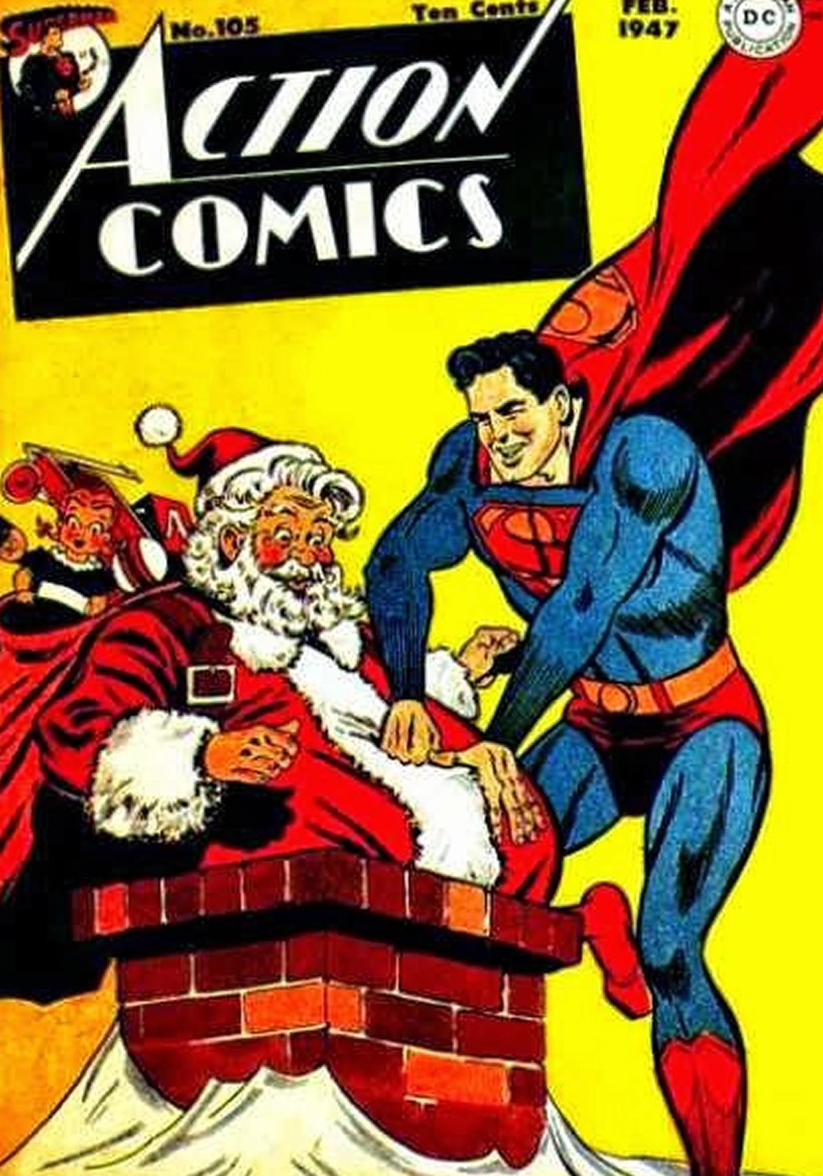 superman2comicnavidad
