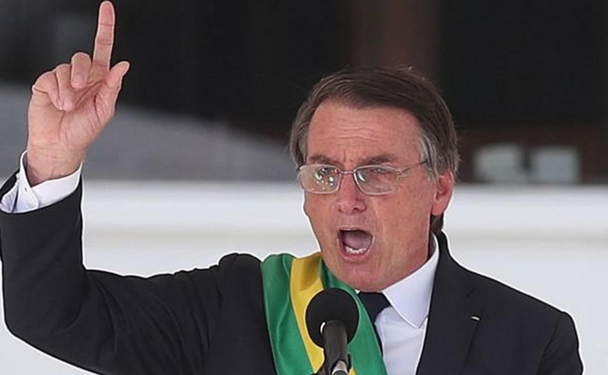 Bolsonaro quiere convertir Brasil en Gilead de El Cuento de laCriada