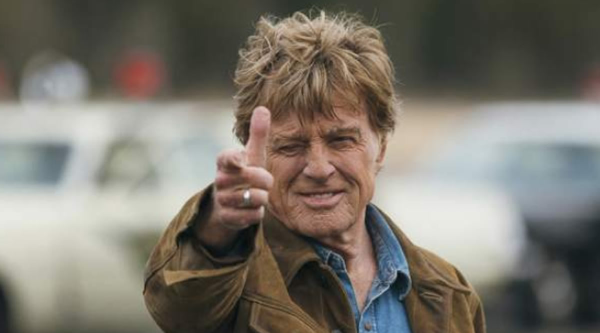 La despedida actoral de Robert Redford llega a lacartelera