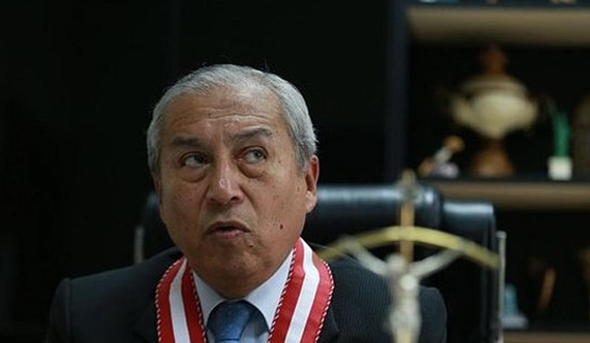 """Chávarri es el """"monigote"""" de un Año Nuevo decorrupción"""