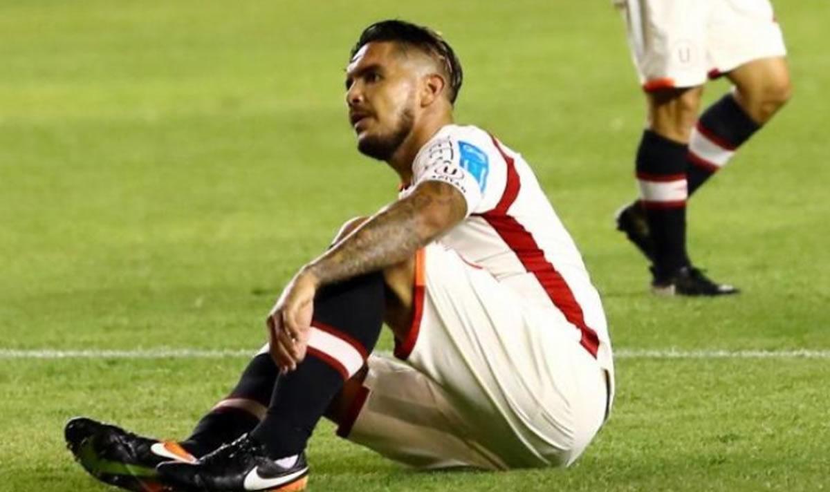 Universitario de Deportes no le faltó el respeto a Juan ManuelVargas
