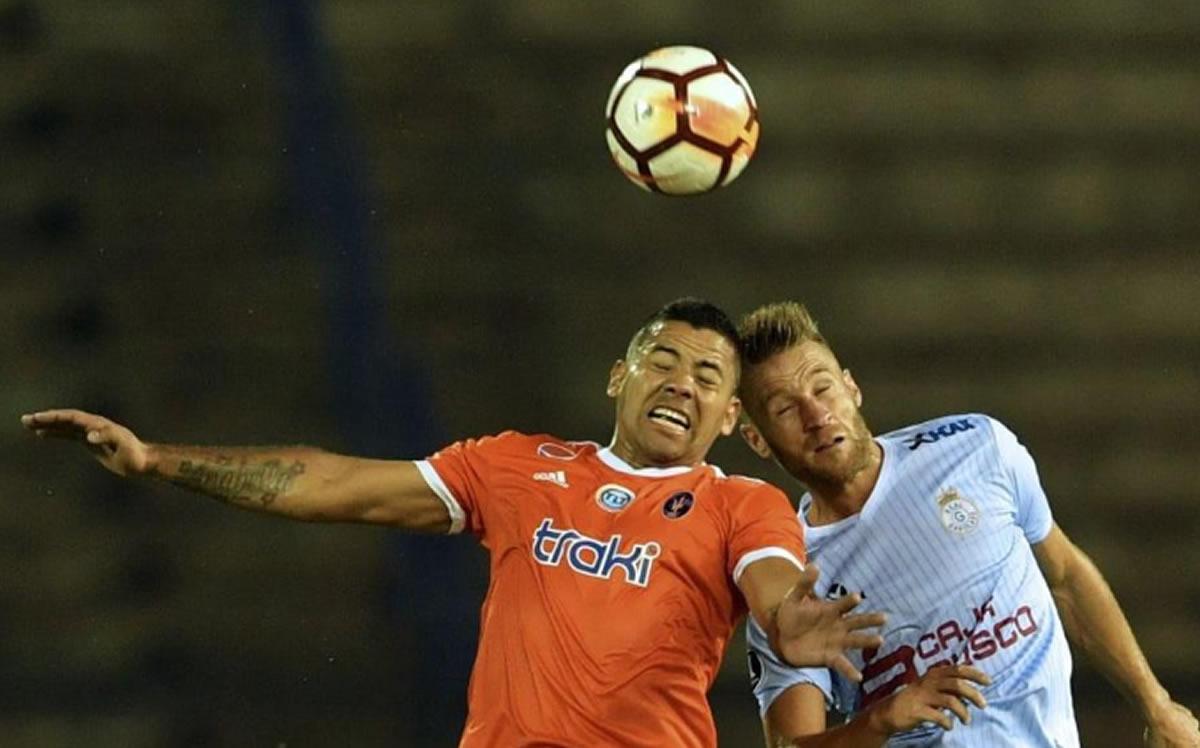 """Real Garcilaso continúa con la """"Maldición de la CopaLibertadores"""""""