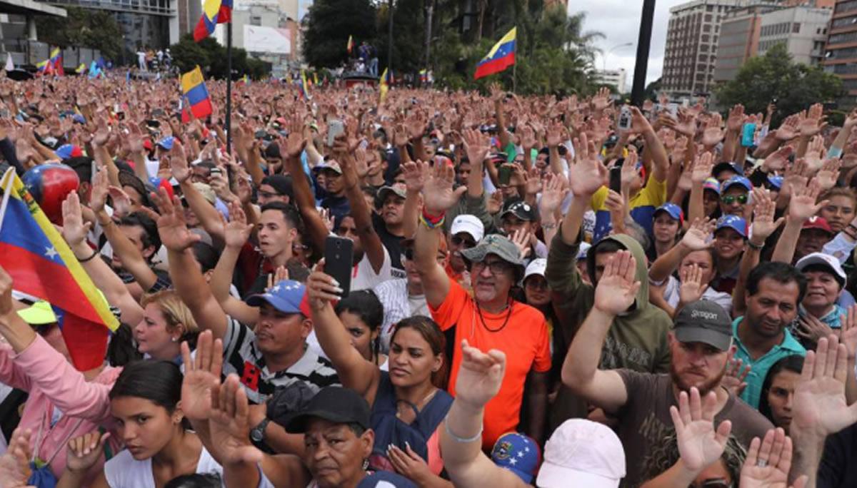 Venezuela: A respetar la voluntad delpueblo