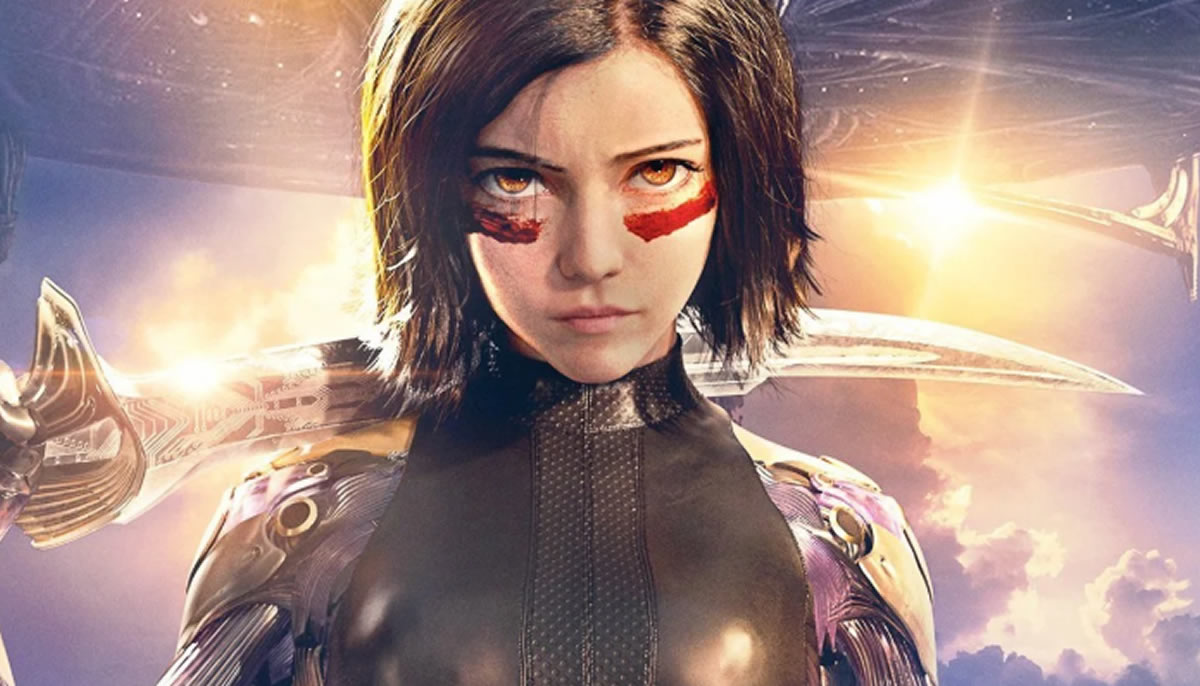Battle Angel es el Ready Player One del 2019