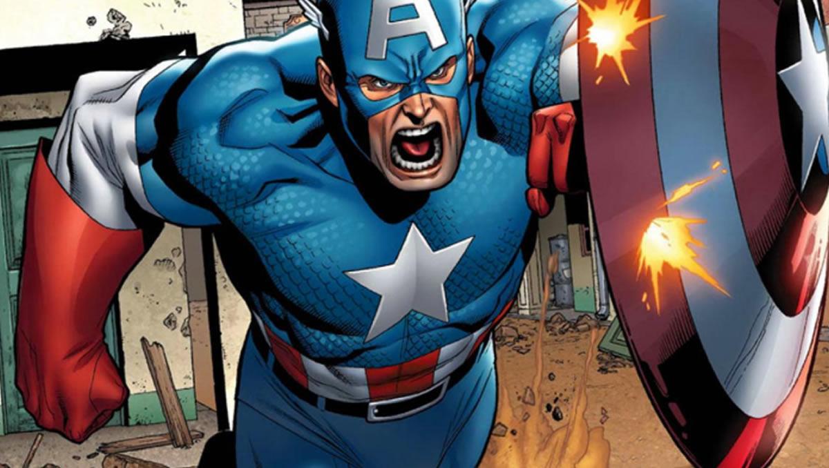 Radiografía del Capitán América (Steve Rogers) en loscómics