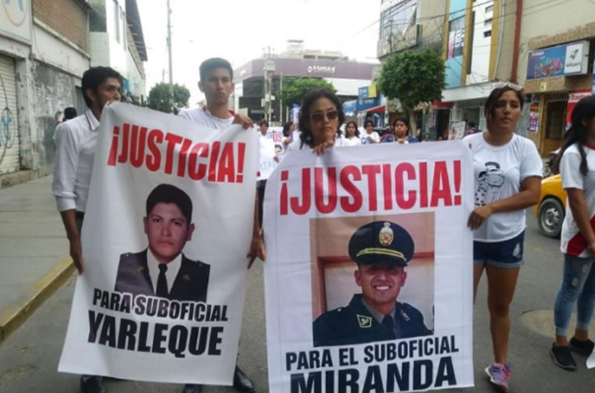 Caso Elvis Miranda: La prisión preventiva y la despenalización de los excesospoliciales