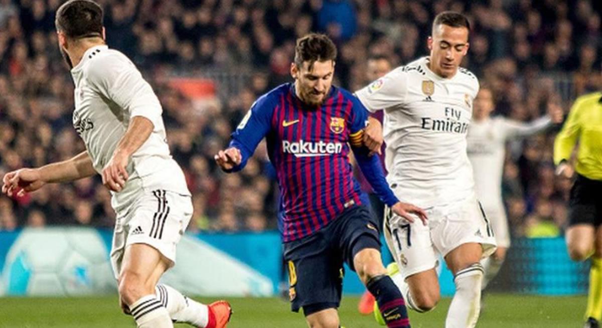Semana de derbis, el Real Madrid recibe al Barza este miércoles ysábado
