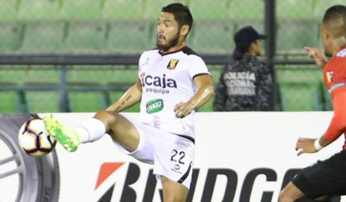 Melgar avanza en la Libertadores, a pesar de mal partido enCaracas