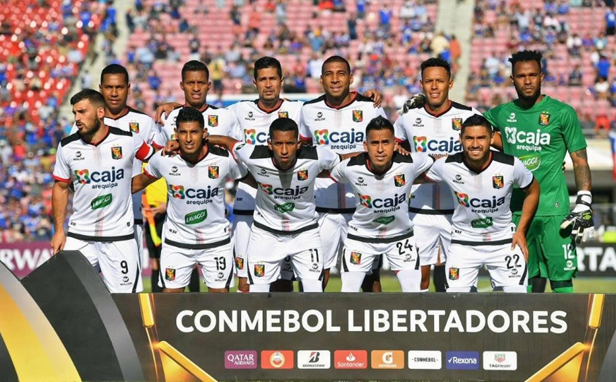 Una buena noticia en Copa Libertadores: Melgar avanzó deetapa