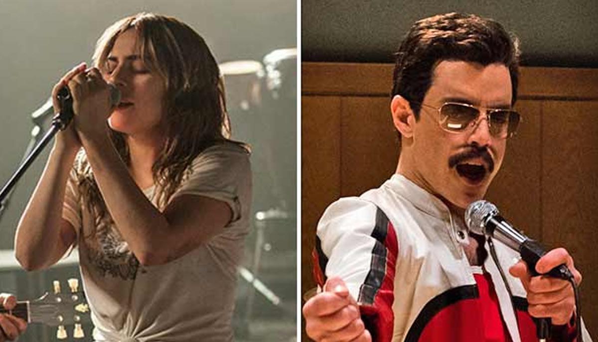 Oscar 2019: Bohemian Rhapsody contra Nace una Estrella, no Freddie Mercury vs. LadyGaga