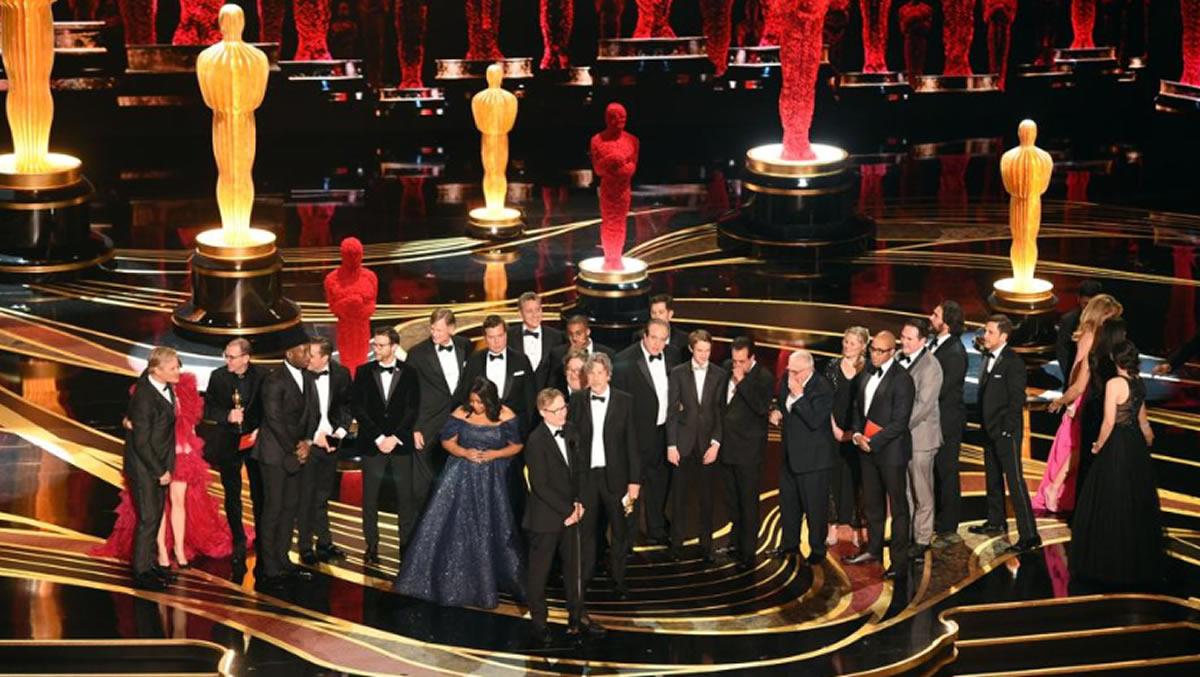 Oscar 2019: Me dejó boquiabierto y feliz, pues Green Book esentrañable