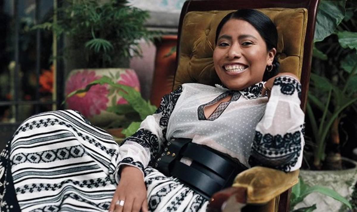 Yalitza Aparicio, entre la discriminación y el éxito: Me recuerda a MagalySolier