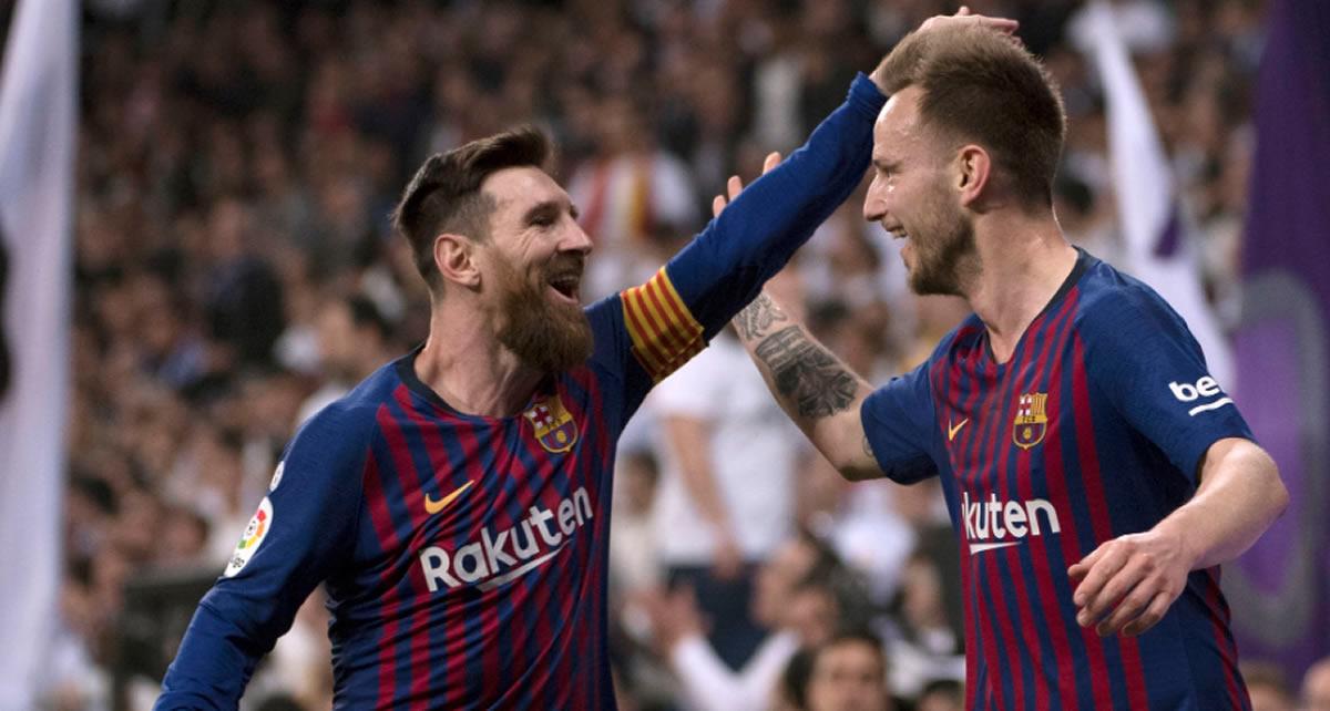 Barcelona le vuelve a ganar a un Real Madrid sin fe, sinCristiano