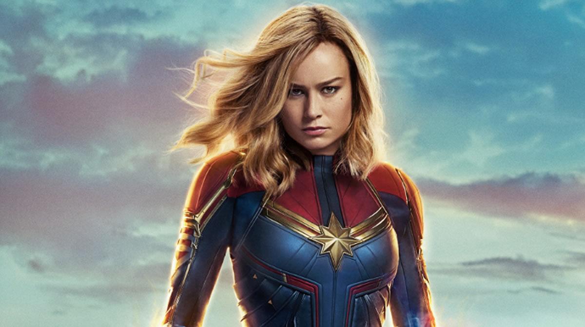 Capitana Marvel y su pelea con el ciberacoso en vísperas del Día de laMujer
