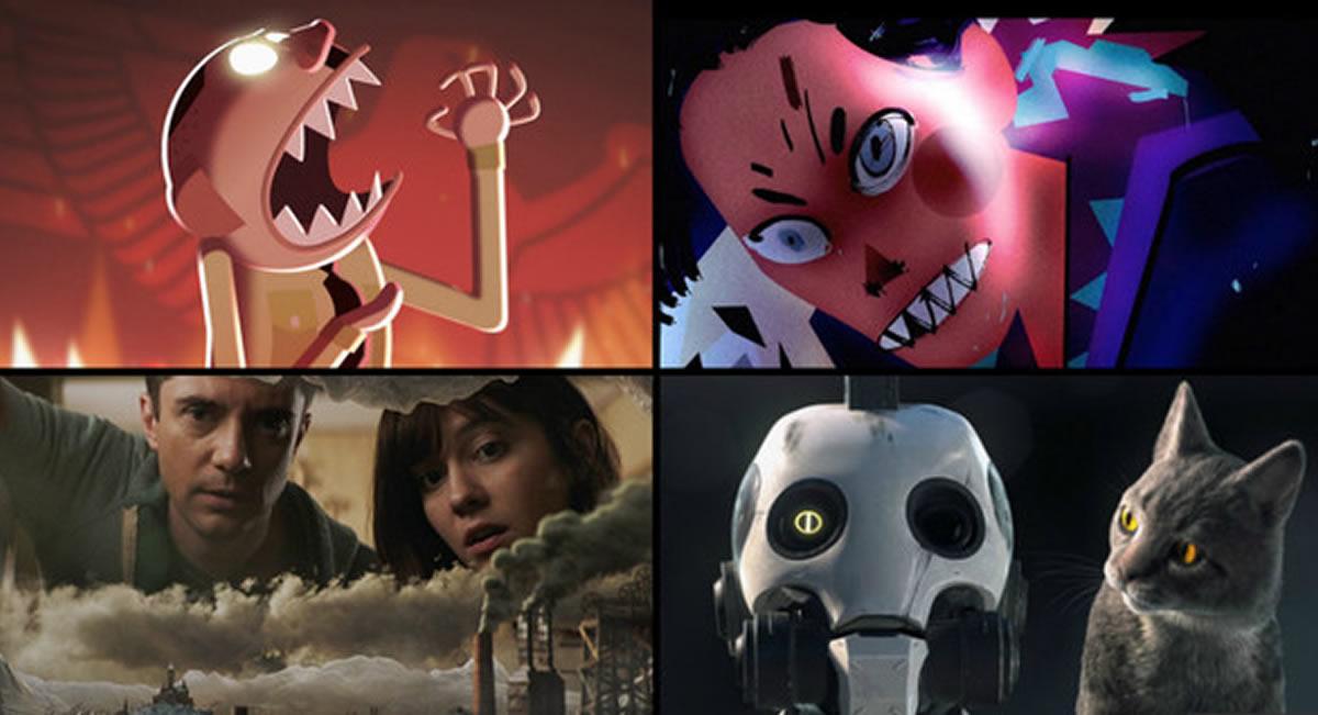 Love, Death & Robots, lo mejor de sus episodios y otras antologíasanimadas