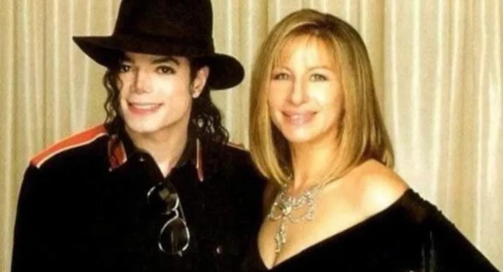 Barbra Streisand defendió a Michael Jackson y se terminó condenandoella