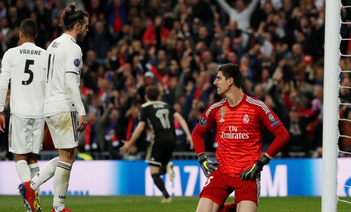 El Real Madrid pierde la Copa del Rey, la Liga y la Champions en unasemana