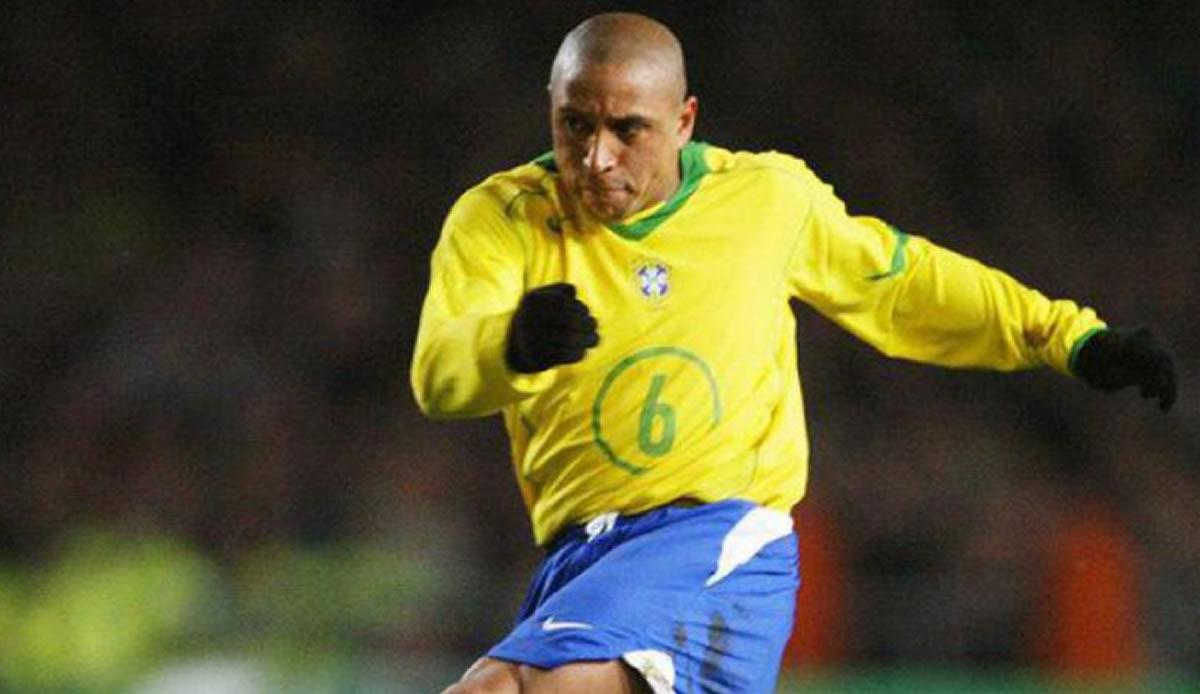 Los Mejores del Mundo: Roberto Carlos, un correcaminos con una zurdainatajable