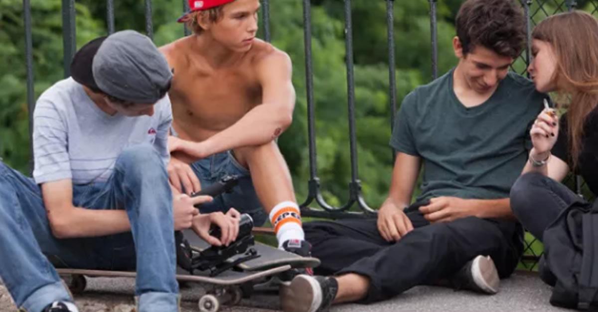 Tres películas de skate que muestran al adolescentemarginado