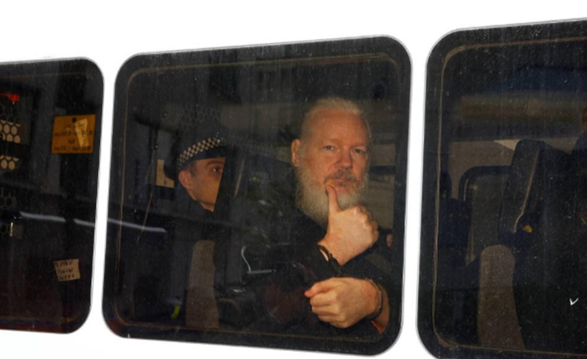 Wikileaks en prisión, en el reino de las FakeNews
