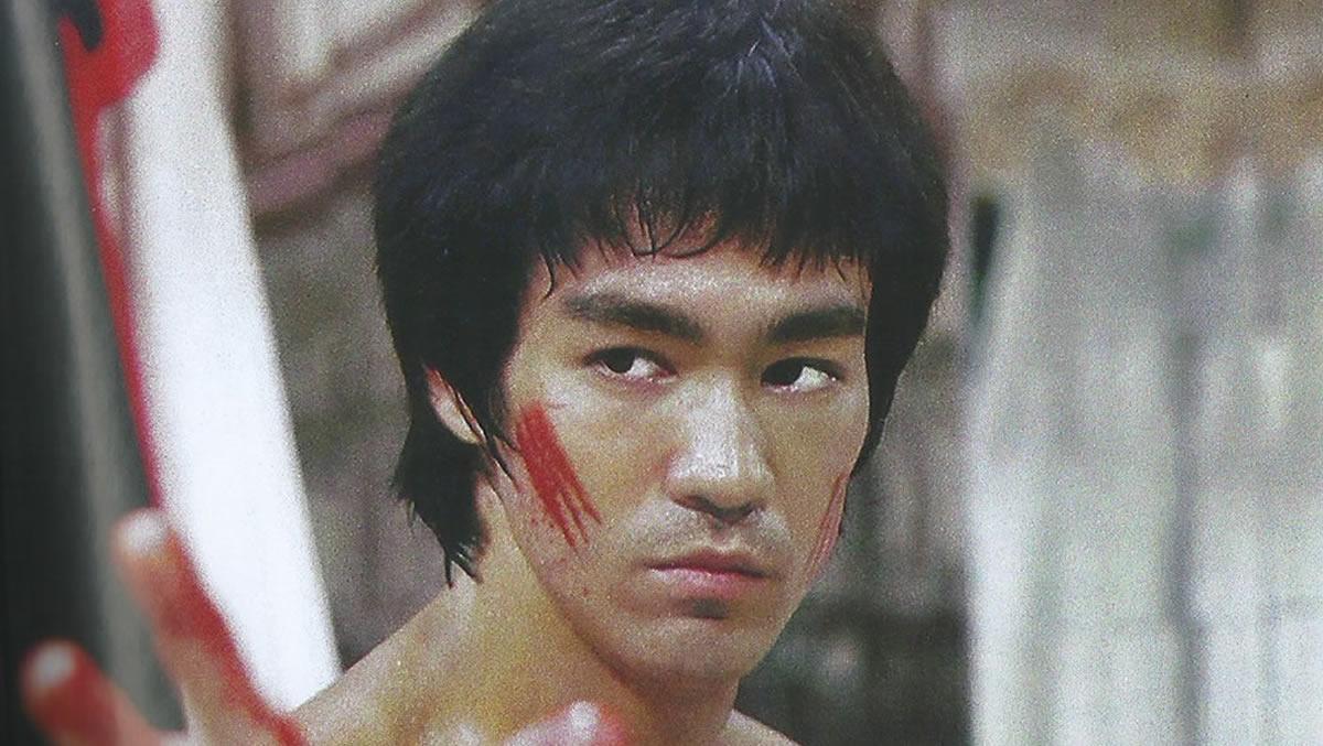 Bruce Lee, cuando una imagen vale más que mil palabras (segundoálbum)