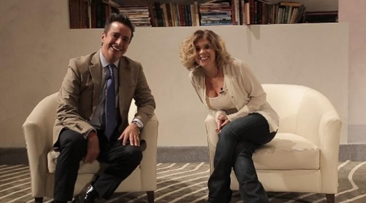 Johanna San Miguel y Carlos Carlín coinciden en la carteleraperuana