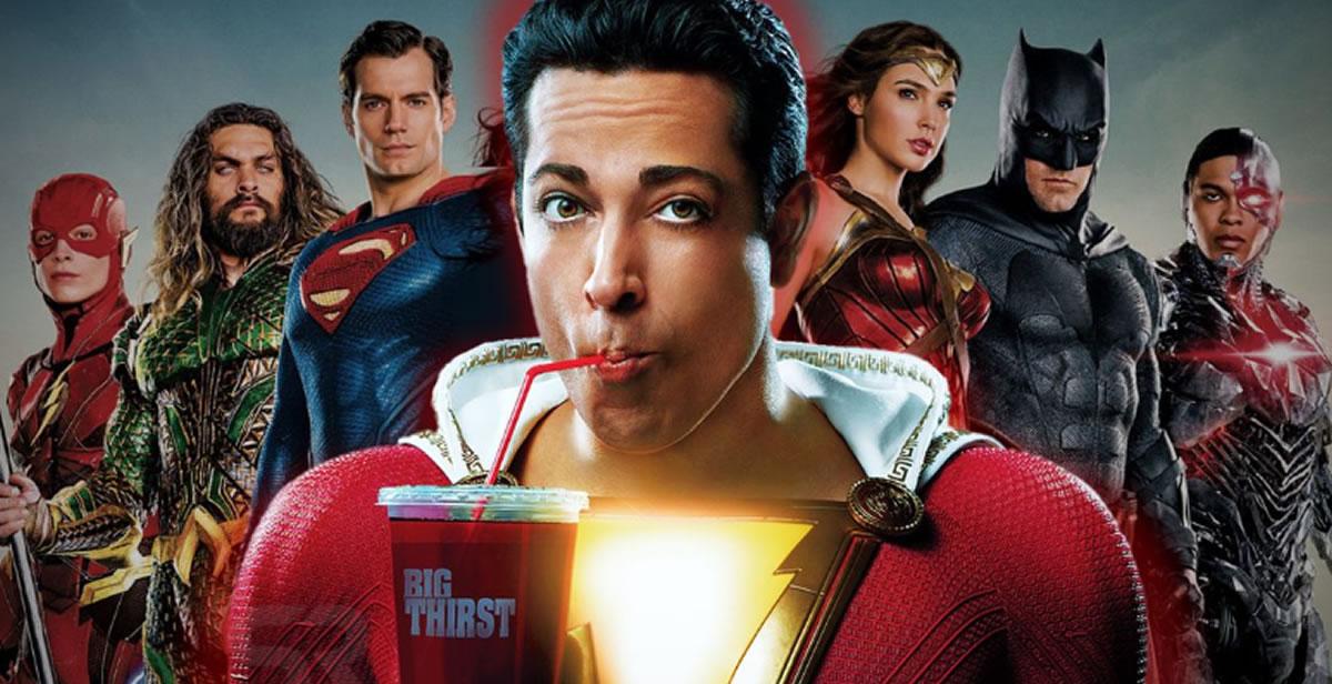 Shazam! llegó a la cartelera, la fuerza de Superman y la mente de unniño