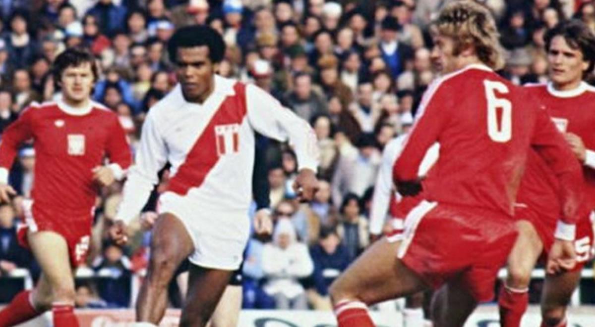 """El """"Nene"""" Cubillas es el mejor futbolista peruano de lahistoria"""