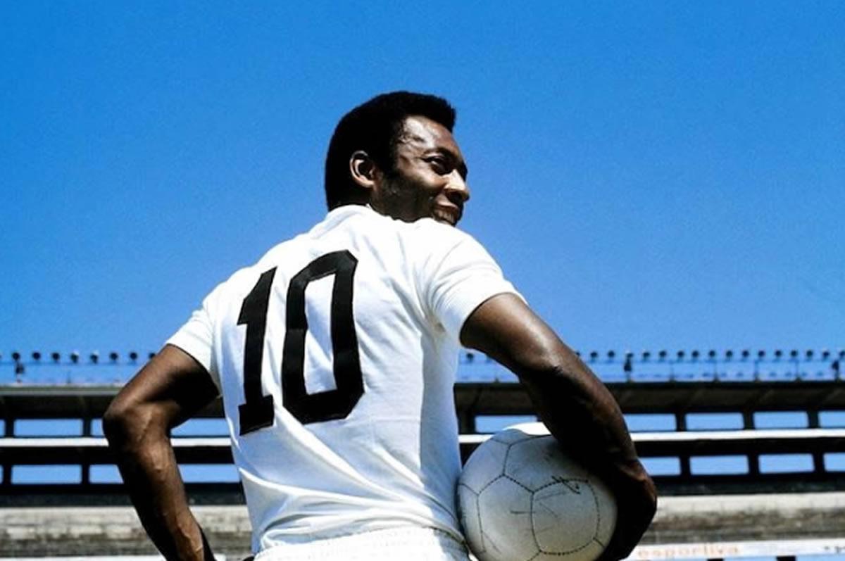 Los mejores antes de la era Messi y CR7: Pelé, el verdadero Rey delFútbol
