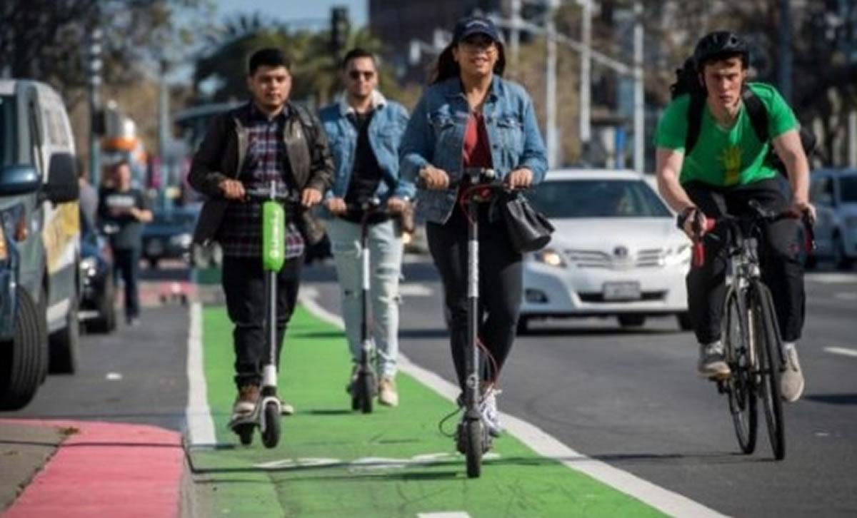 El caso de los scooters: No es tan simple importar ideas delextranjero