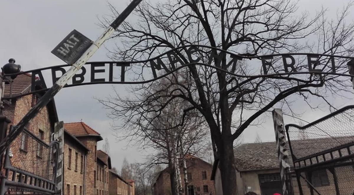Auschwitz y las cuatro etapas del maltratoinhumano