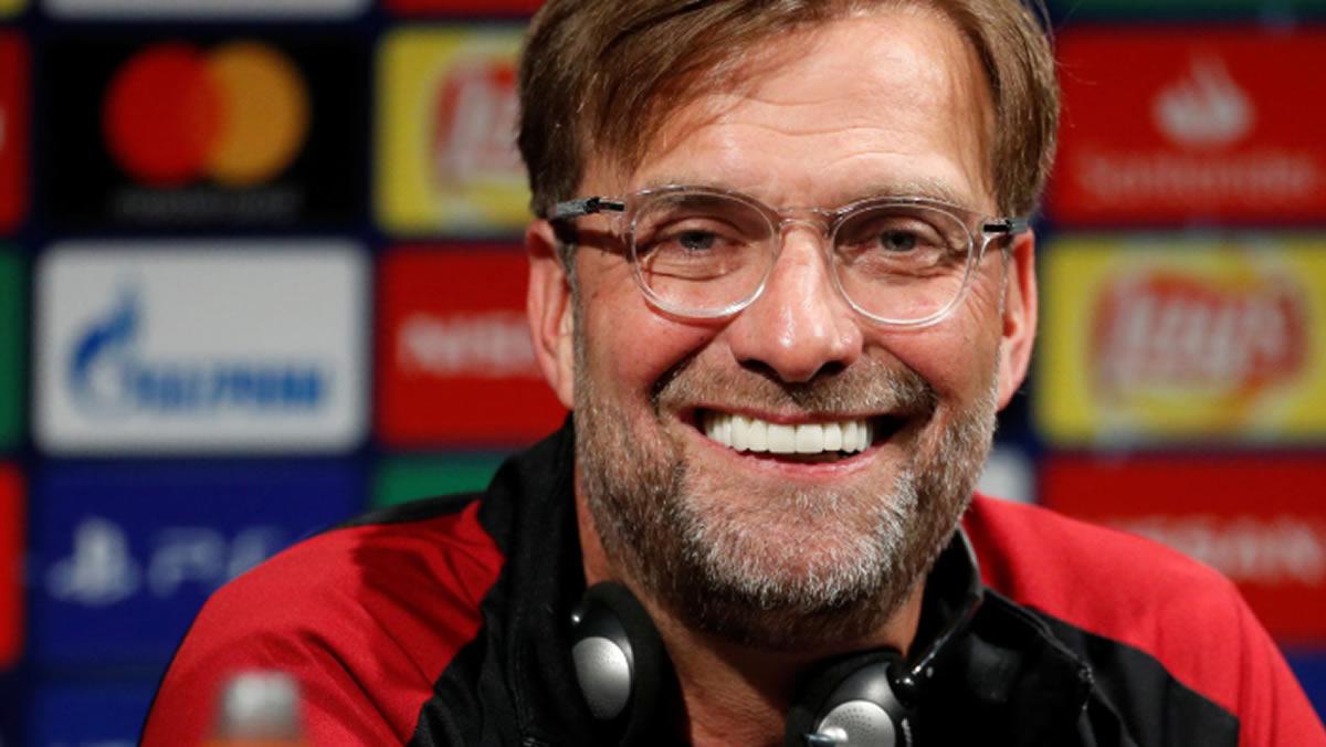 Jürgen Klopp sonreía tanto porque tenía la fórmula para lograr loimposible