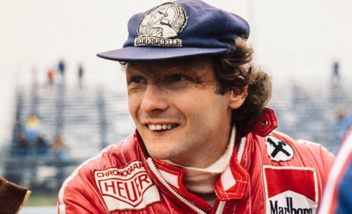 Niki Lauda, el piloto que siempre resurgió, ahora descansa enpaz