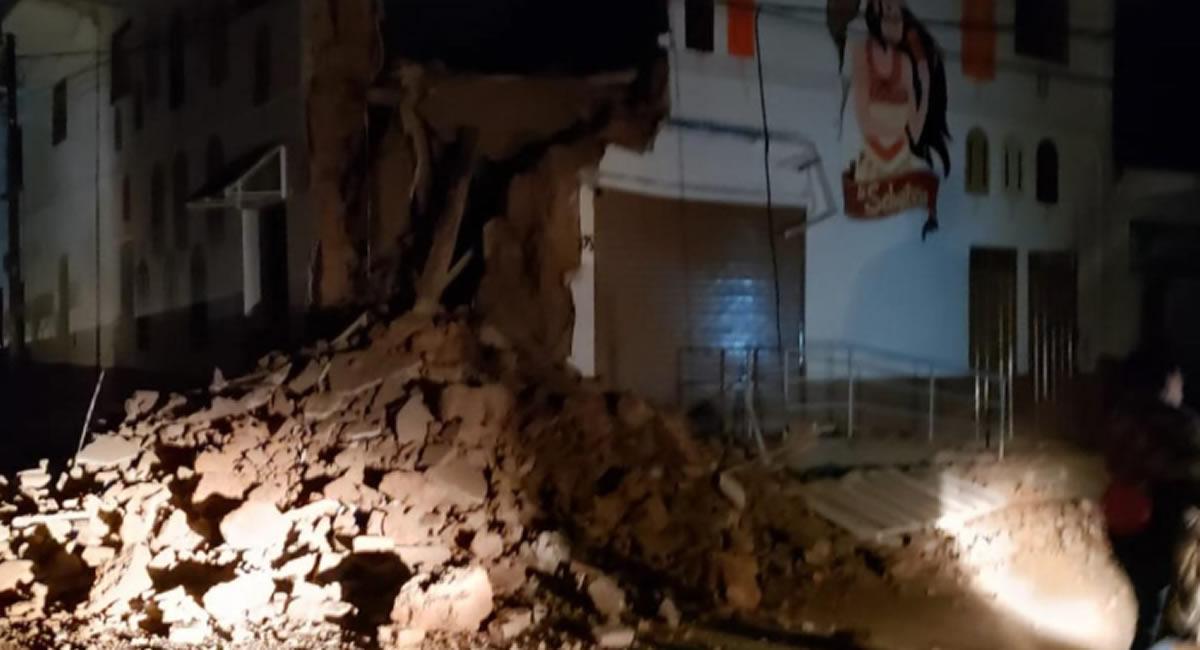 El colmo, programar el filme Terremoto después del sismo enLoreto