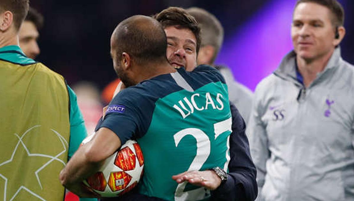 El Tottenham de Pochettino eliminó al Ajax con purocorazón