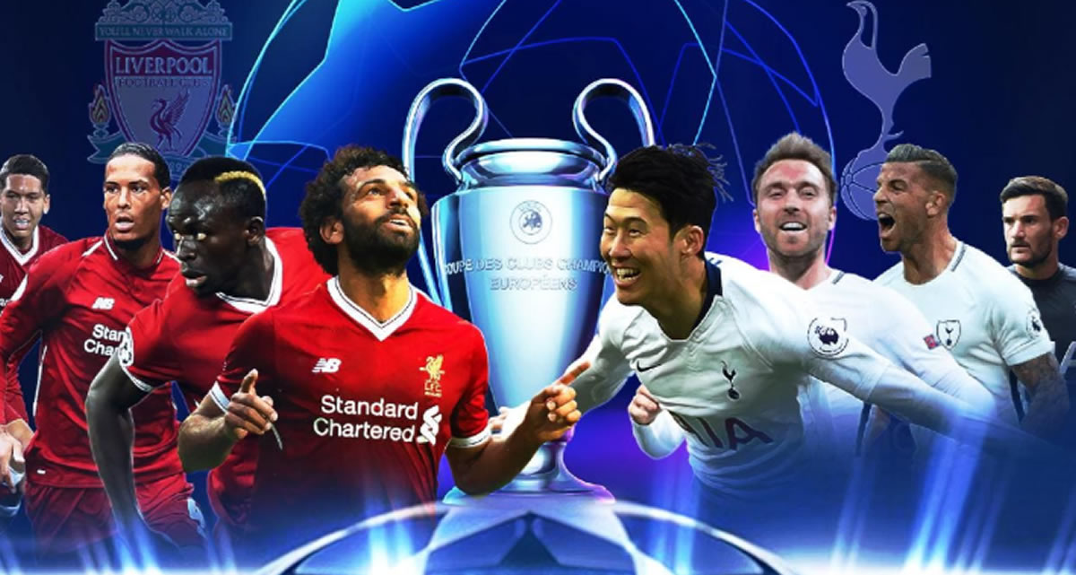 Tottenham contra el Liverpool: ¿Cuál es el favorito en la final de la ChampionsLeague?