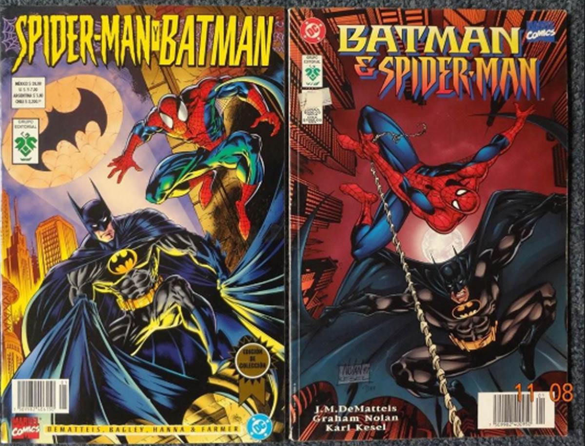 batmanspiderman
