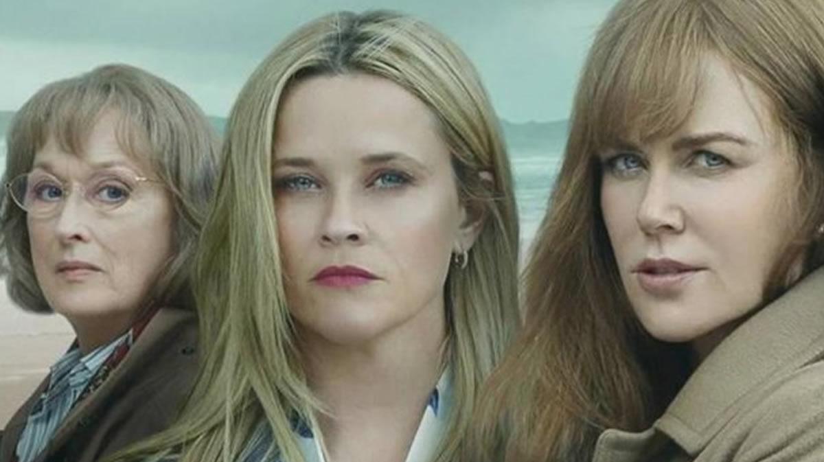 Meryl Streep y el elenco sostienen segunda temporada de Big LittleLies