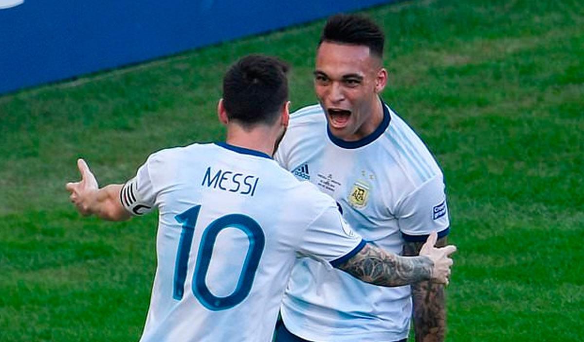 Copa América: Clasificados Argentina y Chile, los últimos finalistas de las CopasAméricas