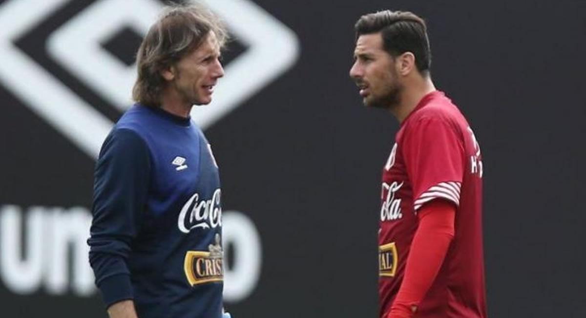 A Gareca y Pizarro les faltó pensar en la selección antes dedeclarar