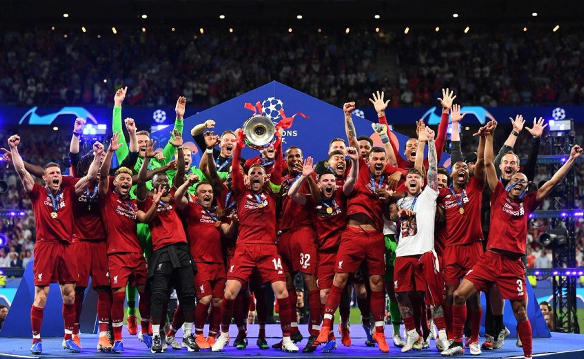 Liverpool ganó con justicia la Champions League al superar alTottenham