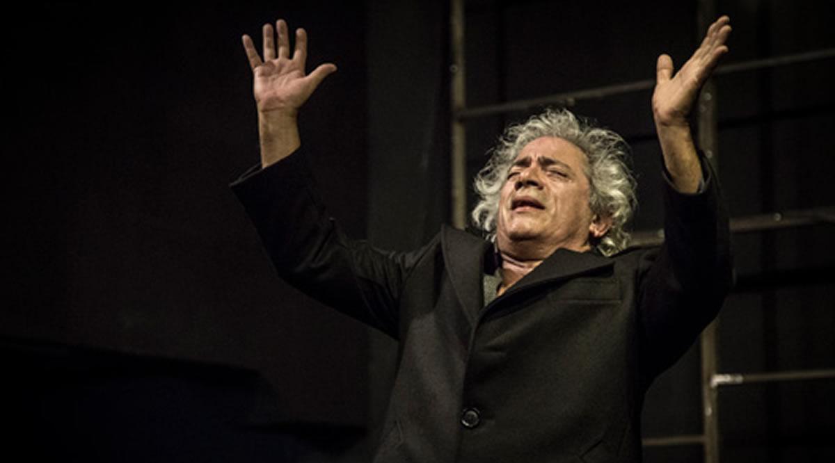Roberto Moll, Beethoven y la obra 33 Variaciones, excelente teatro enLima