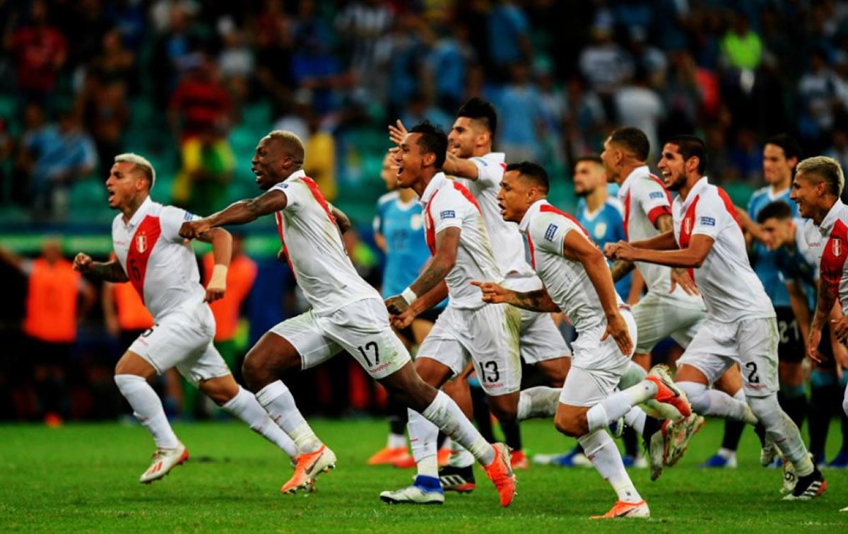Copa América: Perú aprendió de sus errores y clasifica aSemifinales