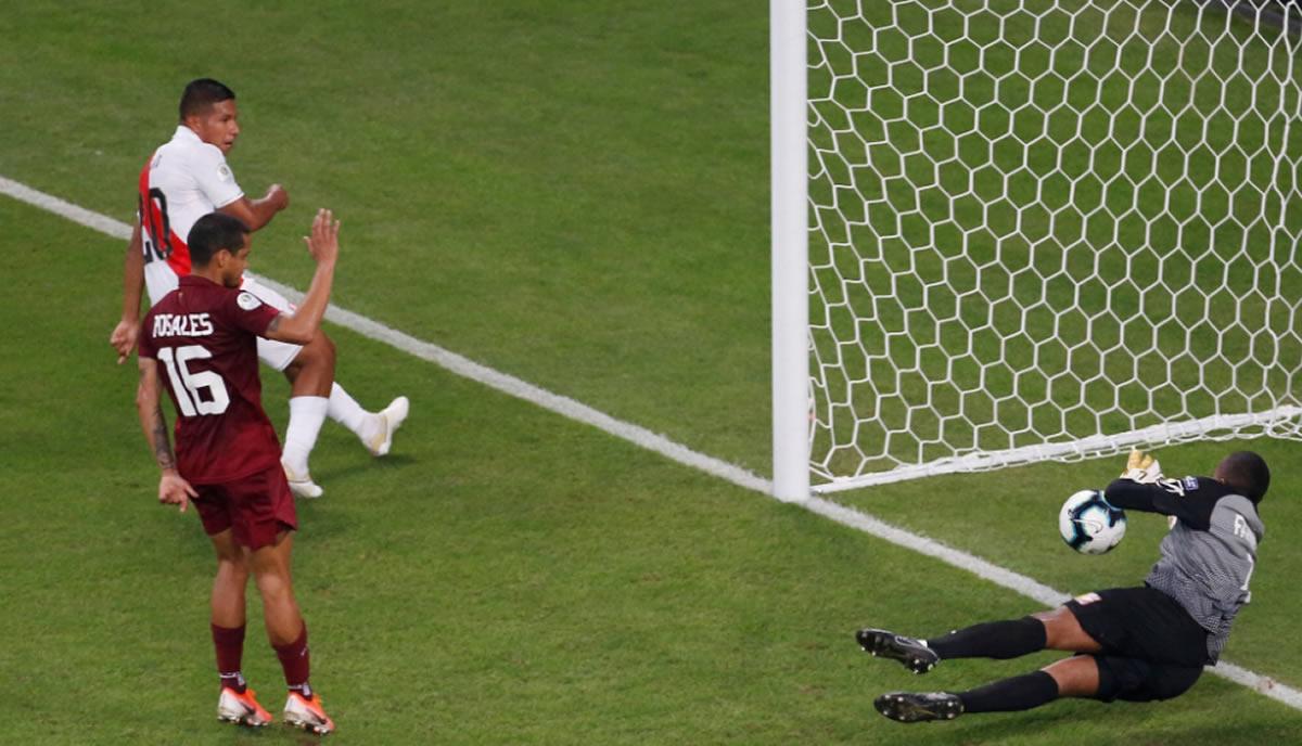 Copa América: El VAR fue protagonista, pero no ayudó aPerú