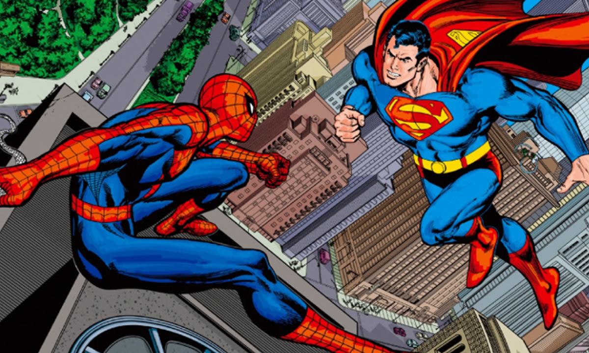 Spider-Man y sus crossovers con Superman y Batman: Importancia y villanos