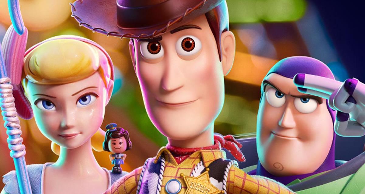 Toy Story 4 y otras siete películas donde los juguetes cobranvida