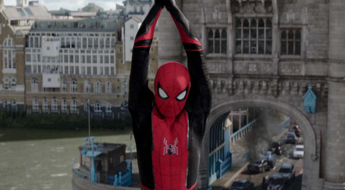 Spider-Man y sus vacaciones europeas junto a filme argentino encartelera