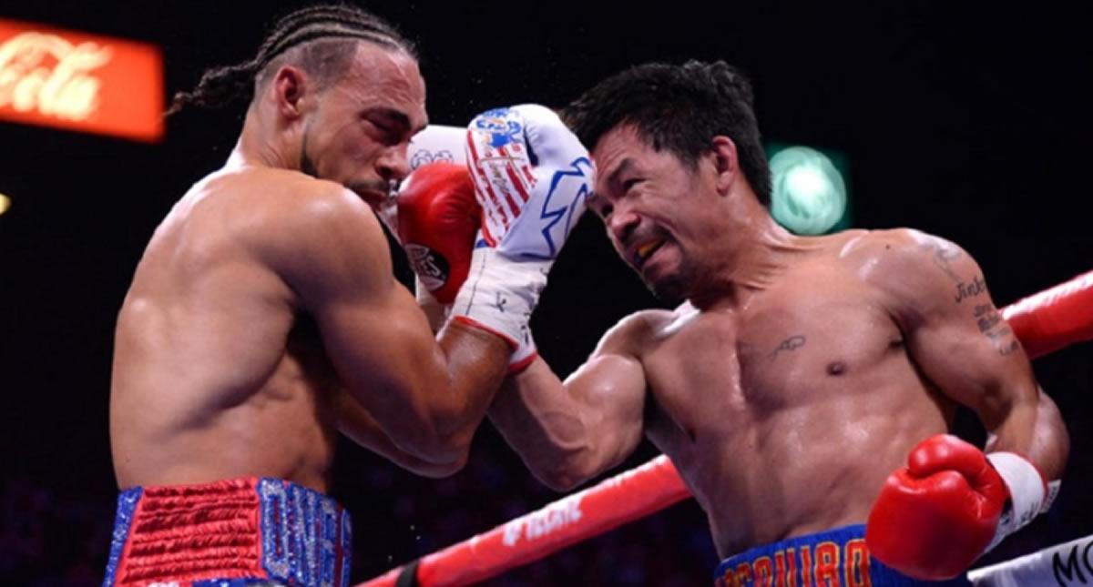 Manny Pacquiao es un boxeador cuya calidad engaña a laedad